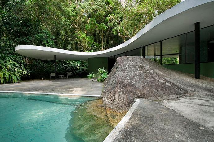 la casa del arquitecto